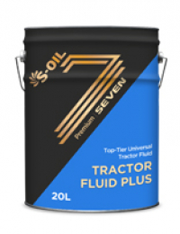 S-OIL 7 TRACTOR FLUID PLUS 80W